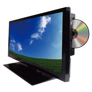 イーバランスROOMMATE19インチDVD内蔵デジタルハイビジョンLEDテレビフルセグLED液晶テレビDVDプレーヤーEB-RM19DTV