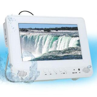 アカートAKARTα-DULAN9インチ防水フルセグDVDプレーヤー防水テレビポータブルDVDプレーヤーフルセグ搭載DL-MWF09