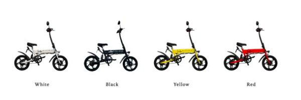 電動ハイブリッドバイクJACKBIKEZ−1