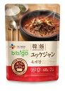 bibigo 韓飯 ユッケジャン【メーカー直送・正規品】   新大久保 韓国