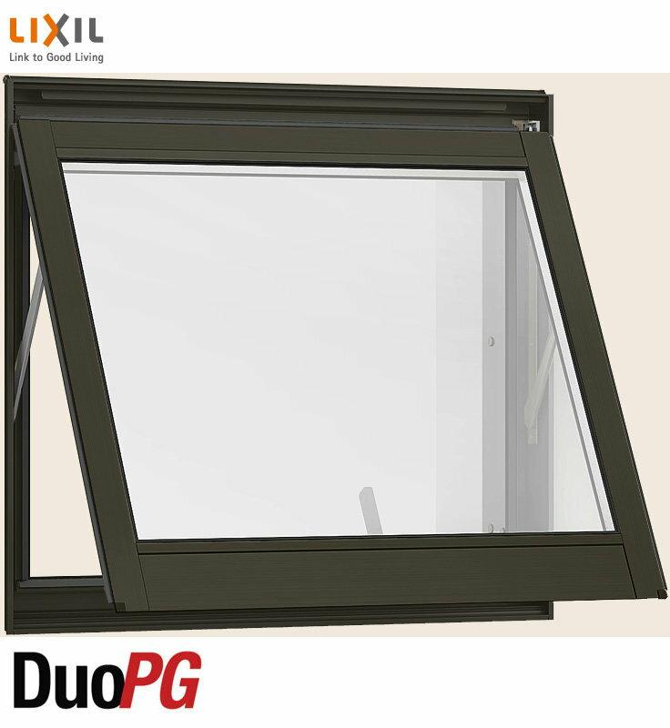呼称03603 H:370mm デュオPG 単体 複層ガラス DIY TOSTEM W:405mm トステム リフォーム LIXIL リクシル ダブルガラスルーバー窓 × サッシ