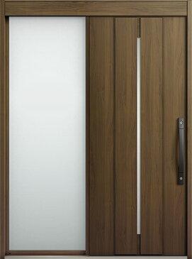 エルムーブ2 片袖 L22型 木目調 カザスプラス仕様 呼称:164 W:1,640mm × H:2,288mm スライディングドア LIXIL リクシル TOSTEM トステム
