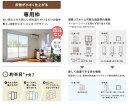 リプラス 専用枠 引違い窓 2枚建て 居室窓交換 既設枠(内付・半外付/面格子付縦枠固定)用 一般複層ガラス仕様 W:1,013〜1,505mm × H:1,544〜1,644mm LIXIL 3