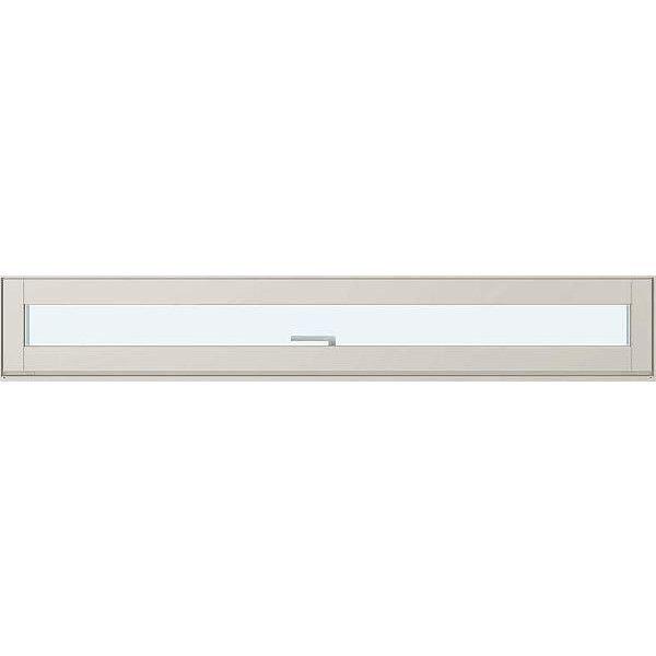 ウインスター アルミ樹脂複合 横スリットすべり出し窓 一般複層ガラス 069018 W:730mm × H:253mm YKK AP