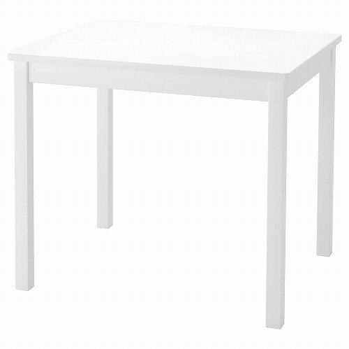 IKEA イケア 子供用テーブル ホワイト 白 a20164892 KRITTERの写真