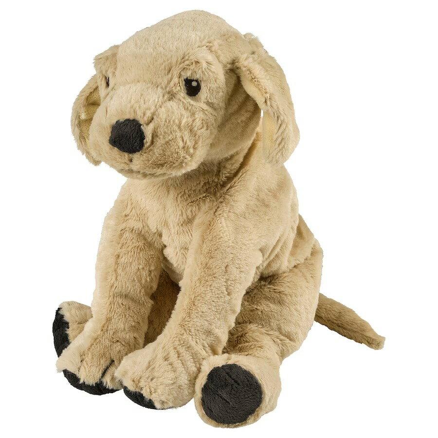 IKEA イケア ソフトトイ ぬいぐるみ ゴールデンレトリバー 犬 イエロー 50169341 GOSIG GOLDEN