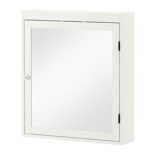 IKEA イケア SILVERAN ミラーキャビネット ホワイト 白 c70268000
