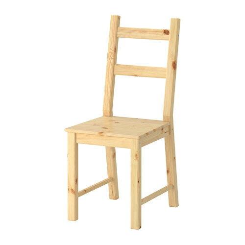 IKEA イケア IVAR チェア パイン材 c00263906