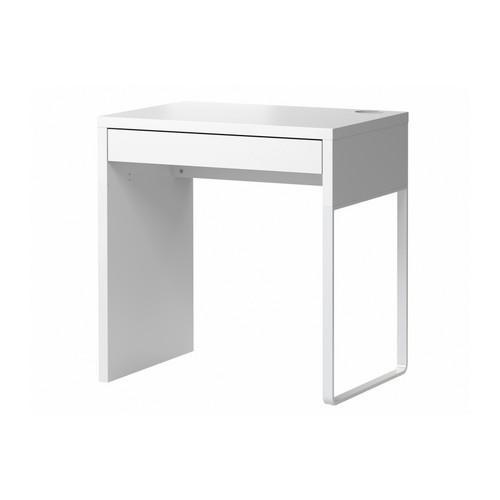 IKEA イケア MICKE デスク ホワイト 白 73x50cm b80354281 ミッケ