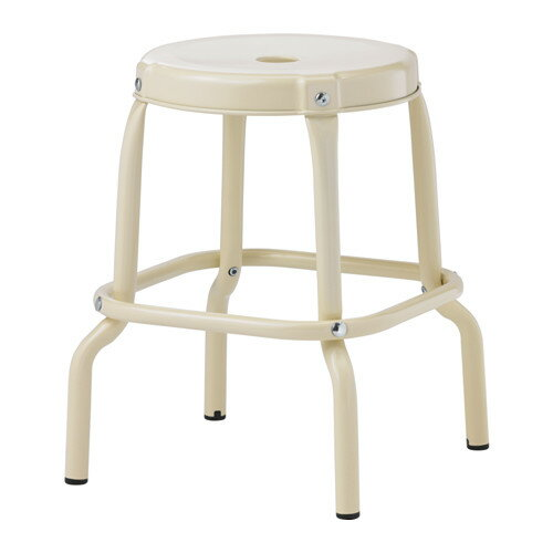 IKEA イケア RASKOG ロースコグ スツール ベージュ c60308394