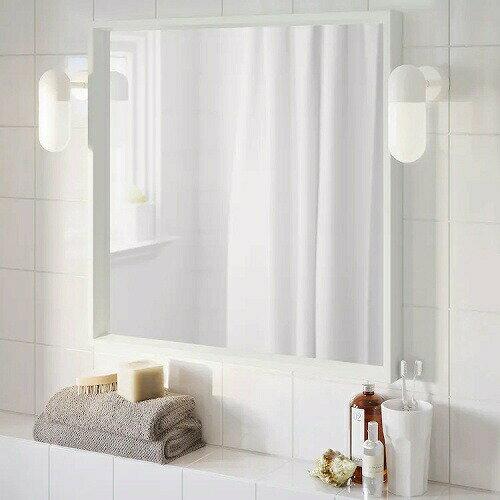 IKEA(イケア) NISSEDALミラー ホワイト z90320318