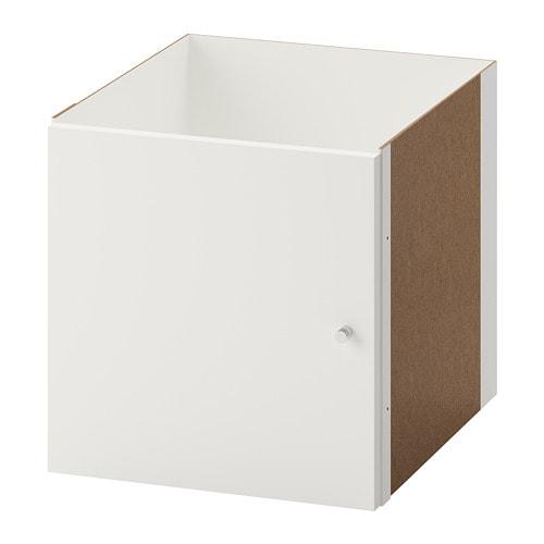 IKEA イケア KALLAX カラックス インサート 扉 ホワイト 白 z60351877
