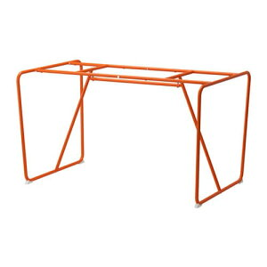 IKEA(イケア) BACKARYD バッカリード 下部フレーム オレンジ z70247140