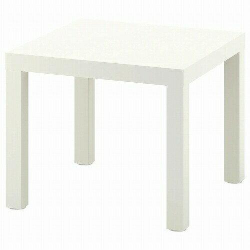 IKEA イケア サイドテーブル ホワイト 白 55x55cm n10449909 LACK