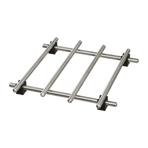 IKEA イケア 鍋敷き ステンレススチール a20186040 LAMPLIG