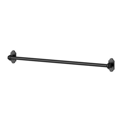 IKEA イケア レール ブラック 黒 a70201905 FINTORP