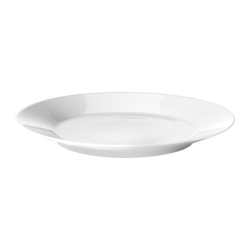 IKEA イケア プレート 27cm 皿 ホワイト 白 IKEA 365+ 90258948