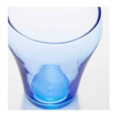 IKEA(イケア) TORSTIG グラス ブルー z90342891
