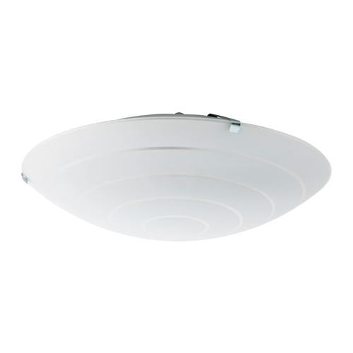 IKEA イケア シーリングランプ ホワイト 白 c30347392 HYBY
