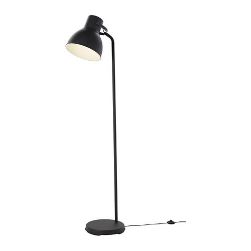 IKEA イケア フロアランプ ダークグレー b40216545 HEKTAR