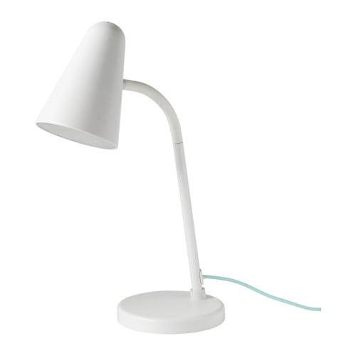 IKEA イケア ワークランプ ホワイト 白 z60325713 FUBBLA