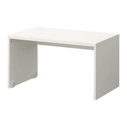 IKEA イケア ベンチ ホワイト 白 a80165153 STUVAの写真