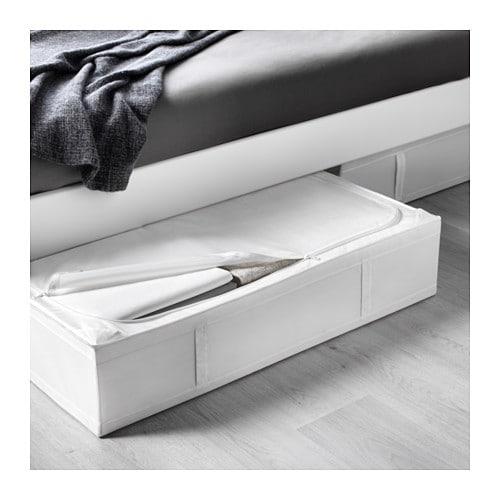 IKEA(イケア) SKUBB 収納ケース ホワイト d90290359