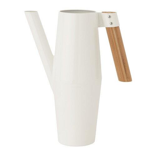 IKEA イケア じょうろ ホワイト 白 BITTERGURKA d10368069