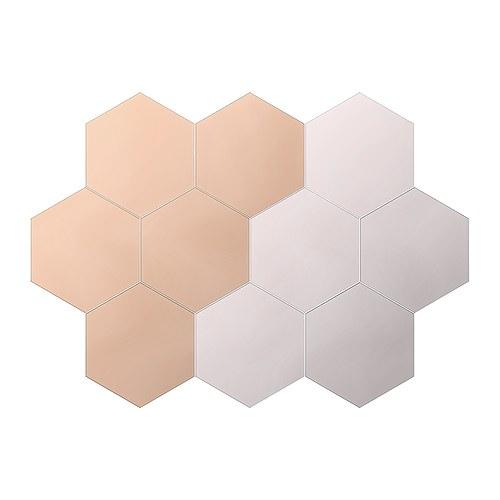 IKEA イケア HONEFOSS ミラー 鏡 c40182060