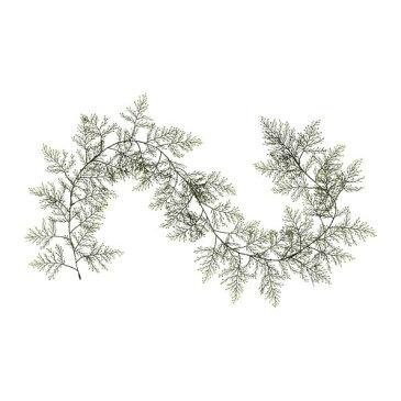IKEA(イケア) SMYCKA スミッカ 造花のガーランド 室内/屋外用 グリーン z50399002