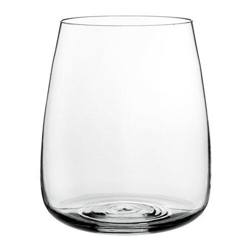 IKEA イケア BERAKNA 花瓶 クリアガラス E90327942