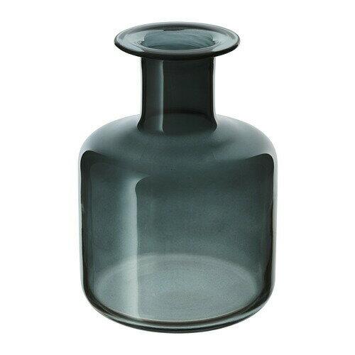 IKEA イケア PEPPARKORN ペッパルコルン 花瓶 グレー z40392652