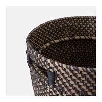 IKEA(イケア)RAGKORN鉢カバー籐d80213776