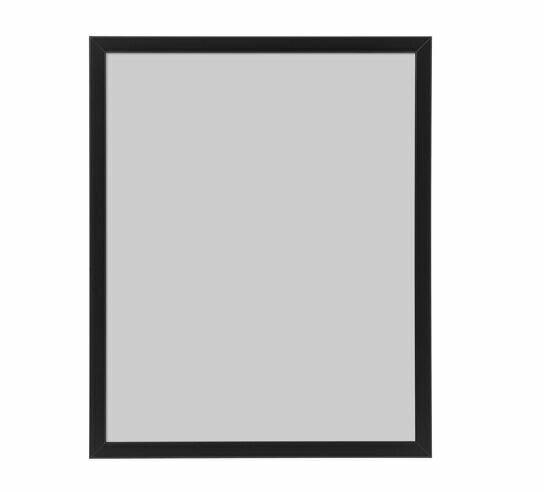 IKEA イケア FISKBO フレーム ブラック 黒 40x50cm n10297430