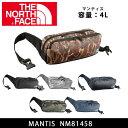 ノースフェイス THE NORTH FACE マンティス MANTIS nm81…