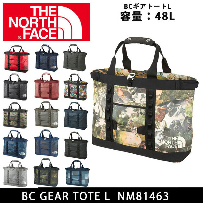 cabinet faces 楽天市場 即日発送 ノースフェイス the bcギアトートl bc gear tote 12850