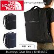 【ノースフェイス/THE NORTH FACE】 ジャーニーズギアボックス Journeys Gear Box NM81652 【NF-BAG】 バックパック