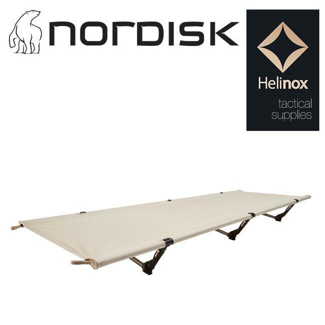 ノルディスク × Helinox Bed