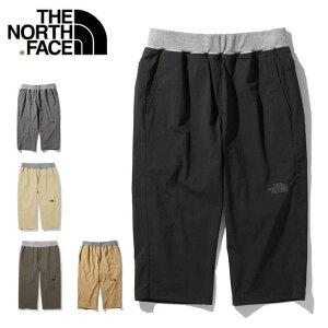 ★ THE NORTH FACE ノースフェイス Training Rib Cropped Pants トレーニングリブクロップドパンツ NB32081 【ボトムス/メンズ/スポーツ/アウトドア】
