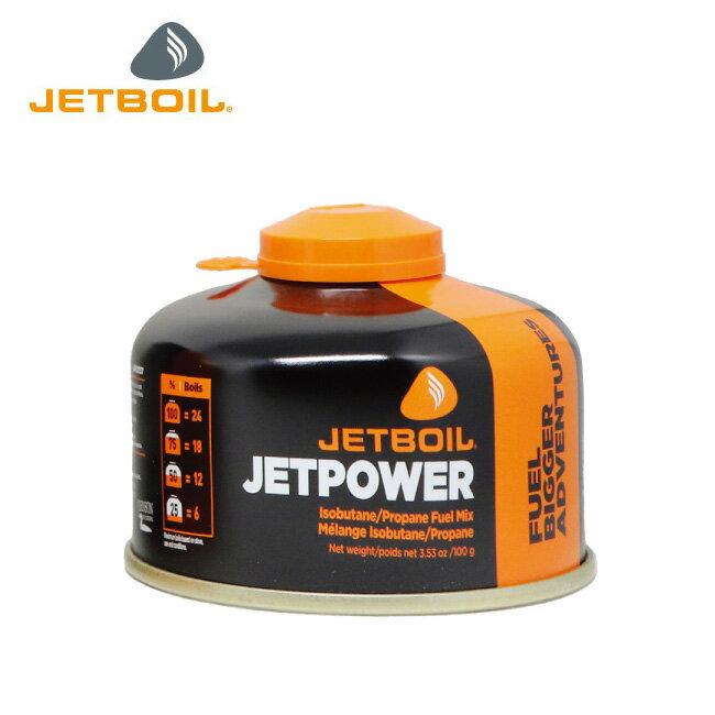 日本正規品 JETBOIL/ジェットボイル JETBOIL ジェットパワー100G 1824332 【clapper】