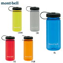 モンベル mont-bell クリアボトル 0.5L 1124419 日本正規品