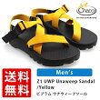 chaco15-018��Chaco/���㥳�ۥ��������CHACOMsZ1WPUnaweepSandal/�����?Yellow/�ӥ֥�०�ʥ������ץ�����/������