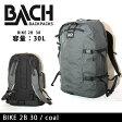 【BACH BACKPACKS/バッハバックパックス】 バックパック BIKE 2 B 30/coal/129410 2016SS