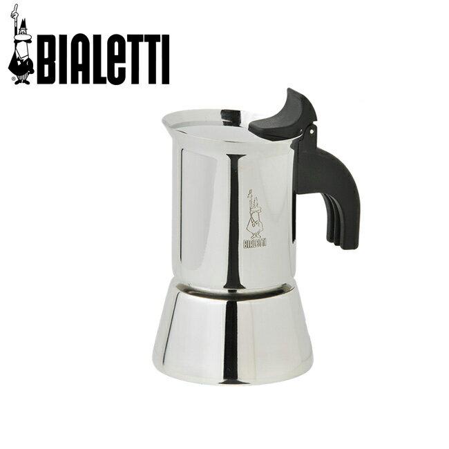 BIALETTI/ビアレッティ Venus 2 cup / ヴィーナス 2 cup 1698 【雑貨】 コーヒーメーカー コーヒープレス コーヒー器具 直火式 お買い得 【clapper】