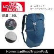 ノースフェイス THE NORTH FACE バックパック ホームステッド ロードトリッパーパック HomesteadRoadTripperPack NM71702 【NF-BAG】バーベキュー キャンプ