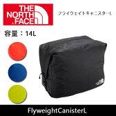 ノースフェイス THE NORTH FACE ポーチ フライウェイトキャニスターL FlyweightCanisterL NM91600 【NF-BAG】旅行 トラベル 小物入れ