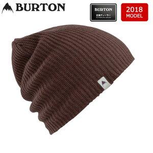 2018 BURTON バートン ビーニー MNS ALL DAY LONG BEANIE CHESTNUT 10440104200 【スノー雑貨】【メール便・代引不可】 【clapper】