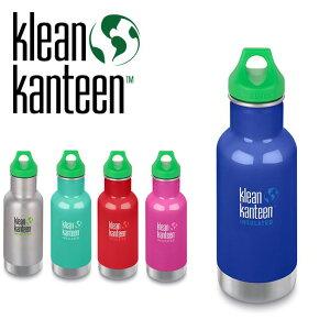 クリーンカンティーン klean kanteen  KID カンティーン クラシック インスレート ボトル 12oz 19322034 【雑貨】保温 保冷 水筒 ステンレスボトル 【clapper】