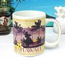 ハワイアンマグカップ アイランドヘリテージ/アイランドヘリテ