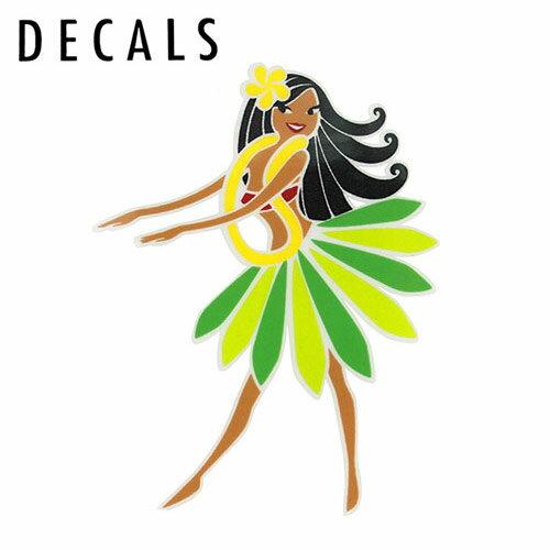 【Island Heritage アイランドヘリテージ/アイランドヘリテイジ】 デカール ステッカー <Island Hula Honeys 01923000>ハワイステッカー/シール/【YDKG-kd】【RCP】【ハワイアン 雑貨/ハワイ雑貨】